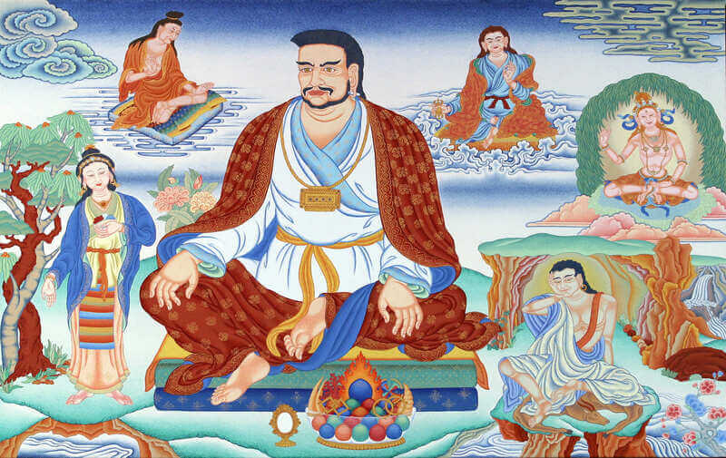 Марпа тибетский буддизм ваджраяна махамудра