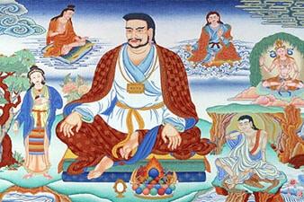 Марпа йогин тибетский буддизм ваджраяна махамудра