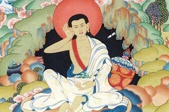 Миларепа йогин ваджраяна тибетский буддизм